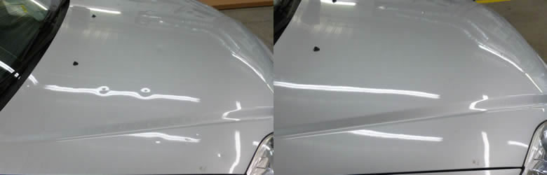 car-dent-repair-Hail-Damage